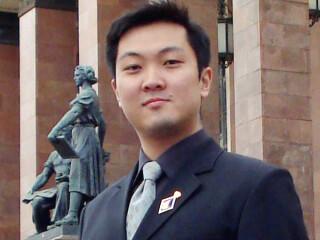 Чжэн Жуньюй 郑润宇